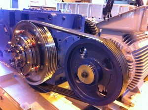 Torque limiter applied to high load and frequent use