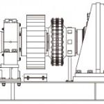 産廃・粗大ごみ破砕機イメージ図